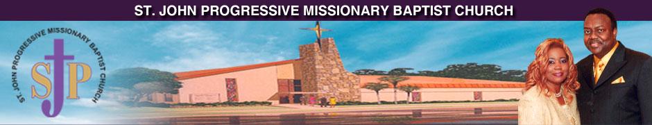 St. John Progressive Missionary Baptist Church